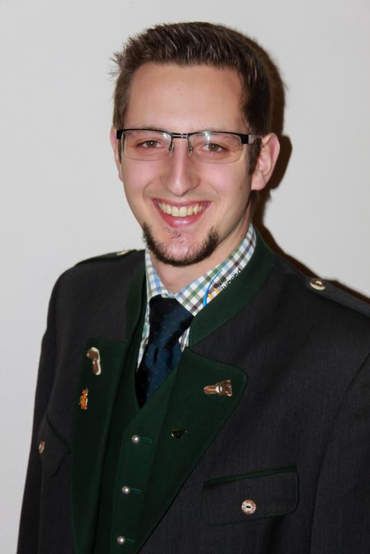 Florian Ofner : Obmann
