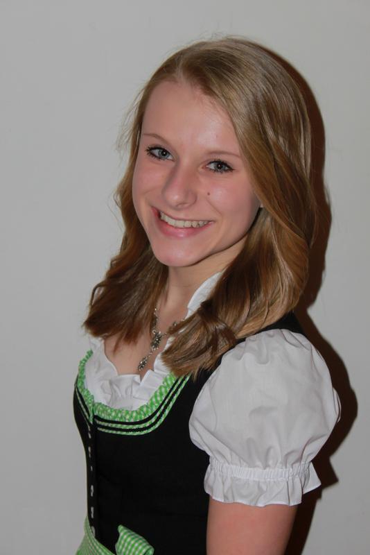Anna Pucher : Schriftführerin Stv.