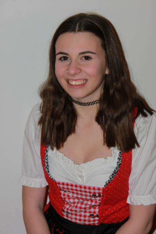 Melissa Greiml : Pressereferentin Stv.