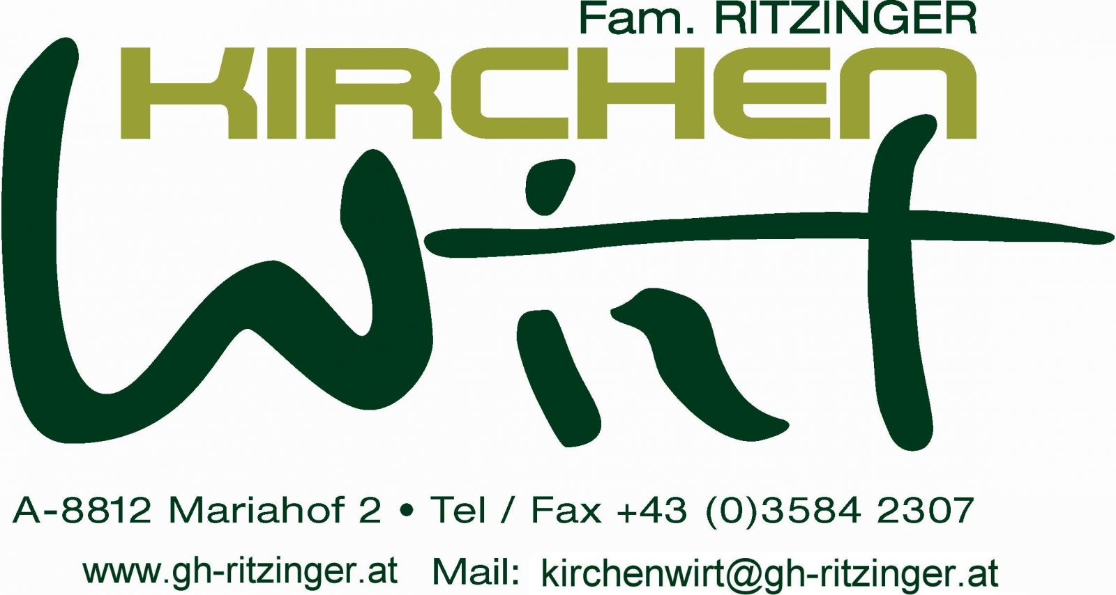 GH-RITZINGER Logo