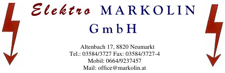 Markolin-Elektro