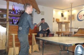 Tischtennis- Turnier
